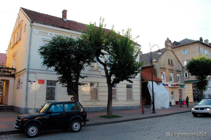 Черняховск, Лето 2020
