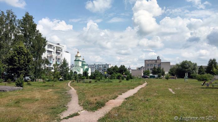Черняховск, Лето 2021