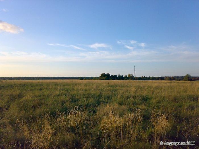 Вид с восточной стороны башни Бисмарка, Черняховск