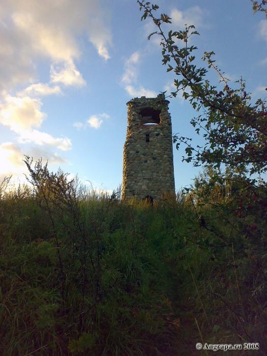 Поднимаясь к башне Бисмарка, Черняховск
