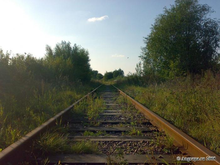 Дорога жизни, Черняховск