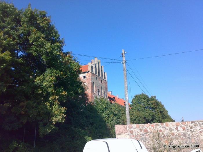 Замок Георгенбург, Черняховск