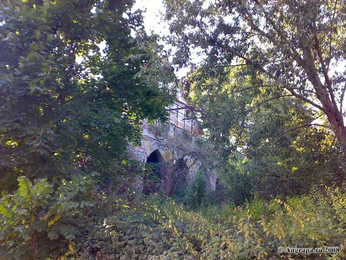 Замок Георгенбург (веранда), Черняховск