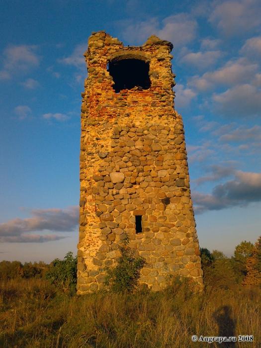 Башня Бисмарка, Черняховск