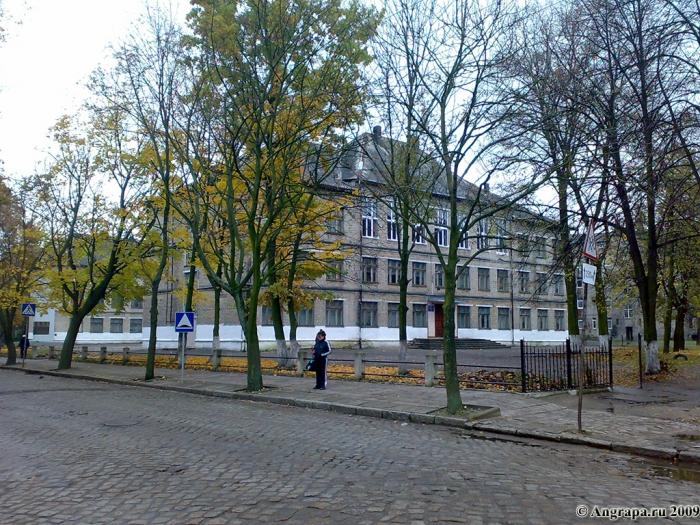 Лицей №7 (улица Гагарина), Черняховск