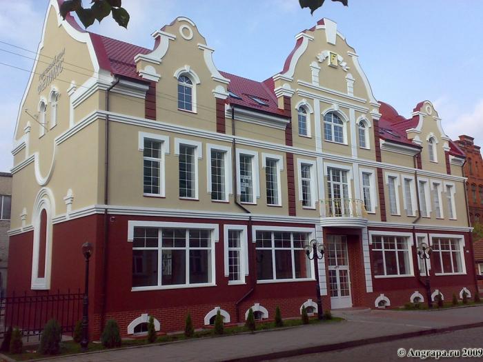Здание на улице Спортивной, Черняховск