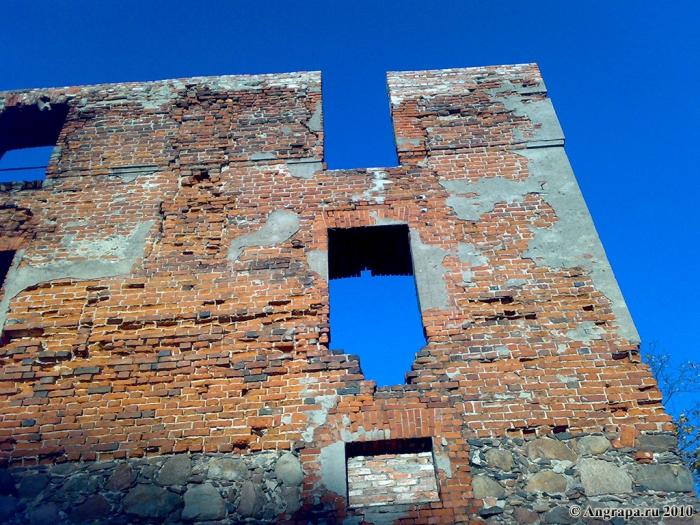 Замок Инстербург, Черняховск