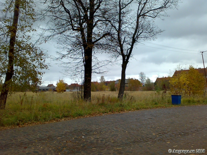 Улица Тухачевского, Черняховск