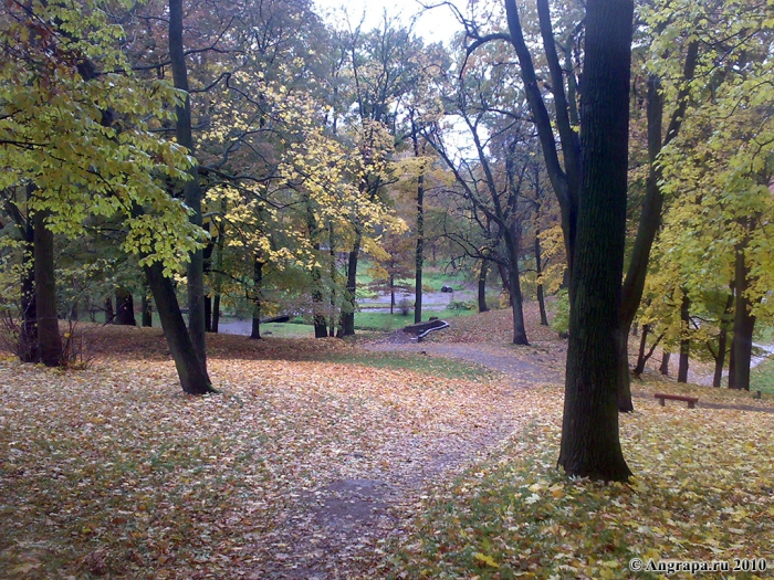 Городской парк, Черняховск