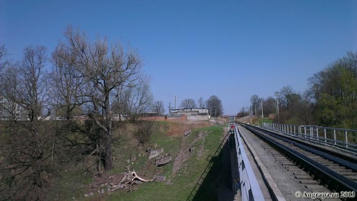 Черняховск, Весна 2013