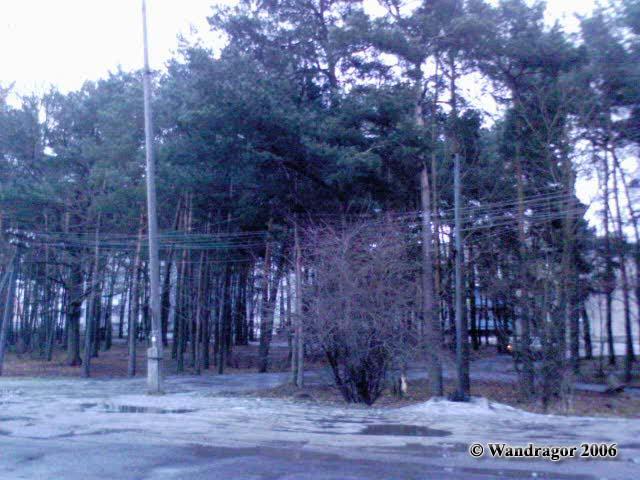 Район водоканала (улица Октябрьская), Черняховск