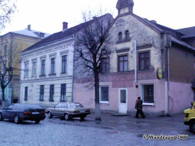 Здание военного комиссариата (улица Ленина), Черняховск