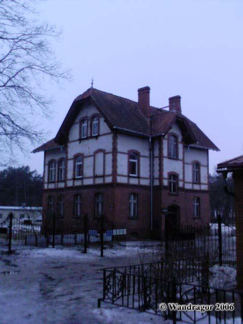 Улица Октябрьская (водоканал), Черняховск