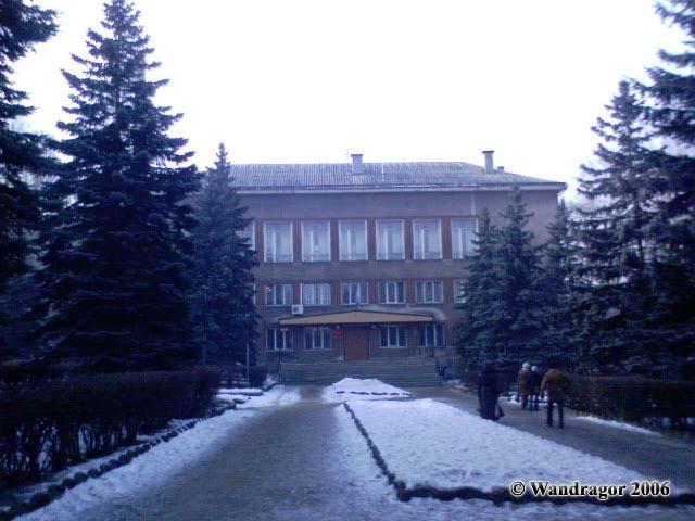 Здание Черняховской прокуратуры (улица Ленина), Черняховск