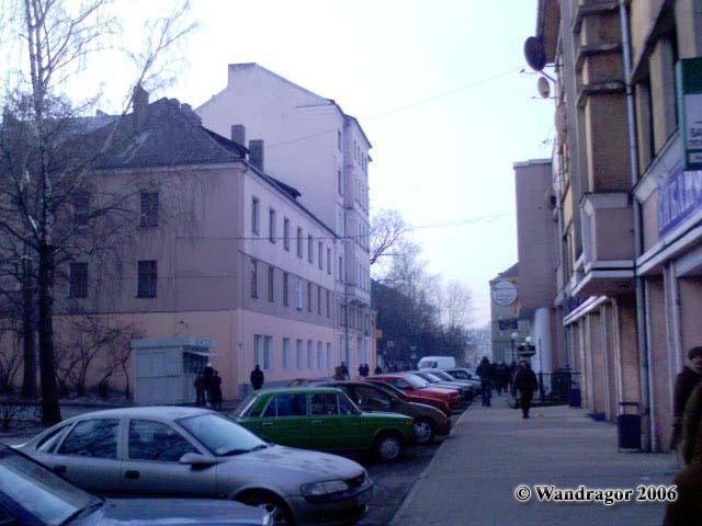 Улица Калинина, Черняховск