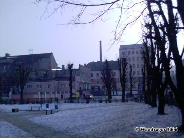 Сквер (переулок 2й-Госпитальный), Черняховск