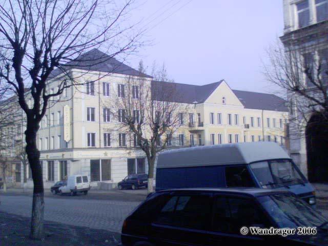 Отель «Кочар» (улица Ленина), Черняховск