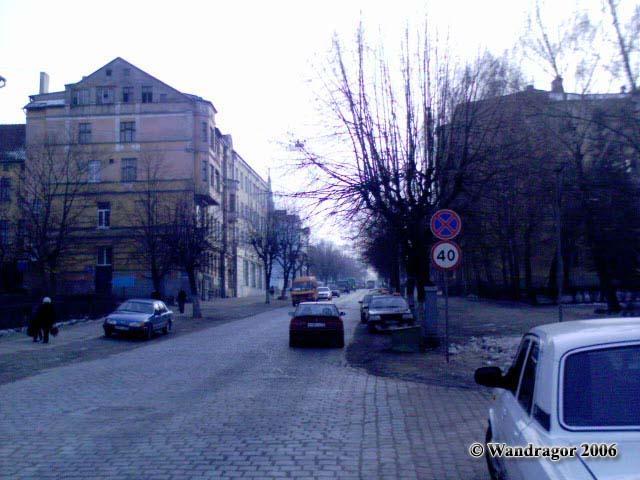 Улица Ленина, Черняховск