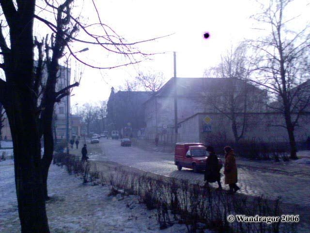 Вид на улицу Пионерскую, Черняховск