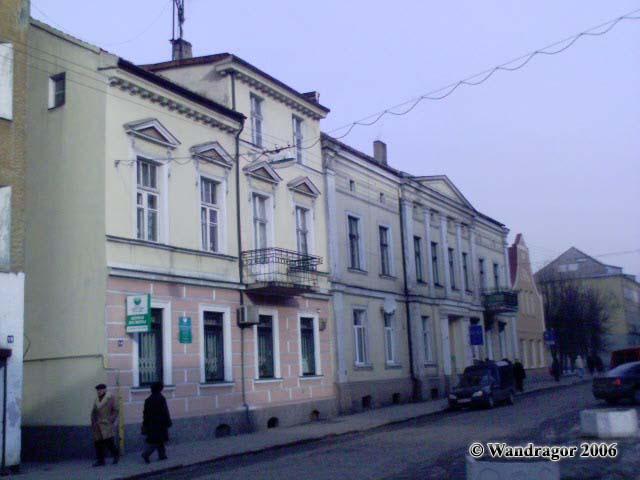 Здание Сбербанка (улица Калинина), Черняховск