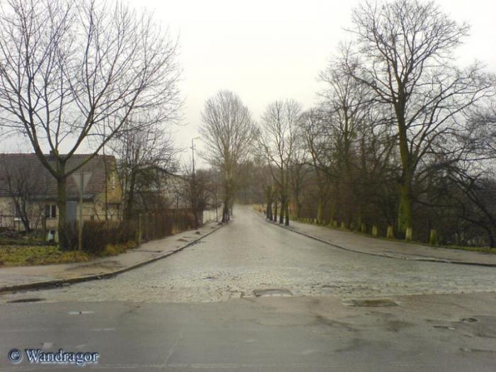Перекресток улиц Октябрьская и Ленинградская, Черняховск