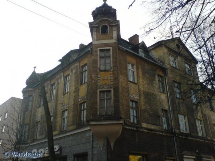 Здание 1909 года постройки (ул. Тольятти), Черняховск