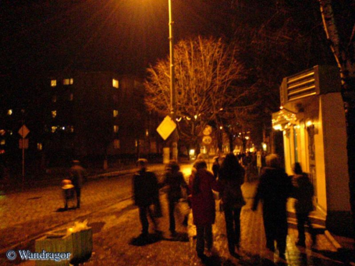 Улица Ленина (рядом со зданием автовокзала), Черняховск