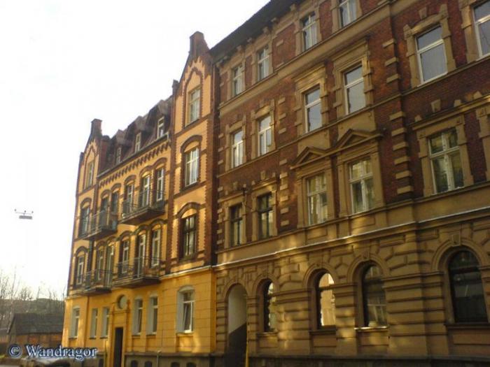 Здание на улице Суворова, Черняховск