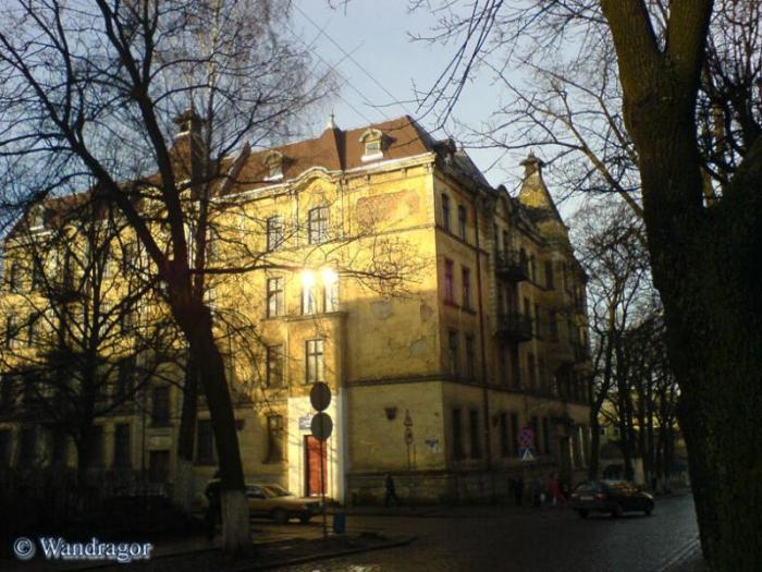Здание на улице Пионерской, Черняховск