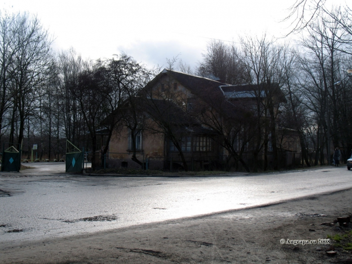 Детский садик по улице Победы, Черняховск