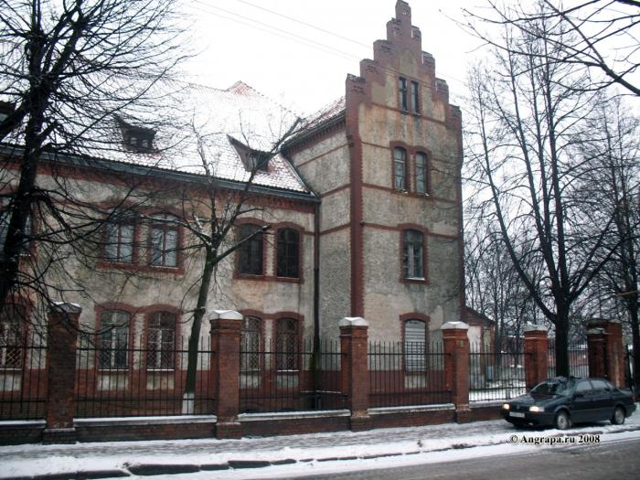 Улица Гагарина, Черняховск