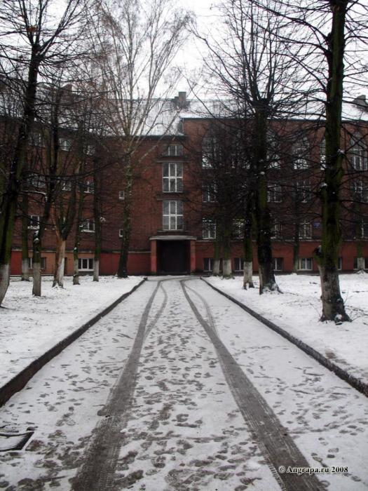 Средняя образовательная школа №1 (улица Гагарина), Черняховск