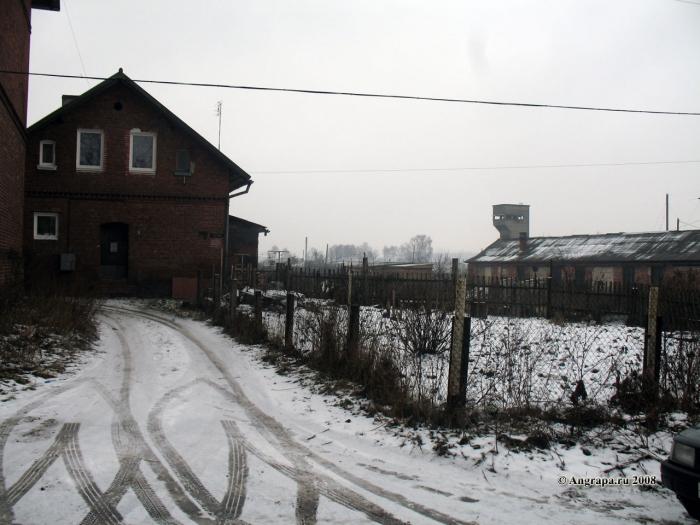 Улица Речная, Черняховск
