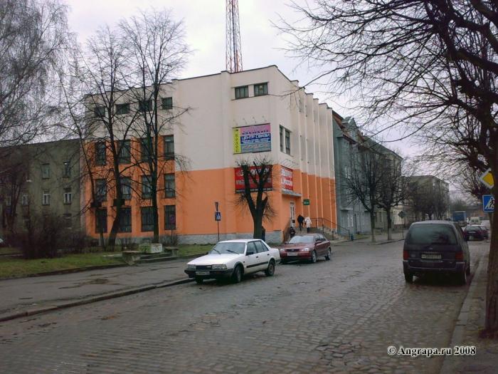 Торговый центр «Колос» (улица Пионерская), Черняховск