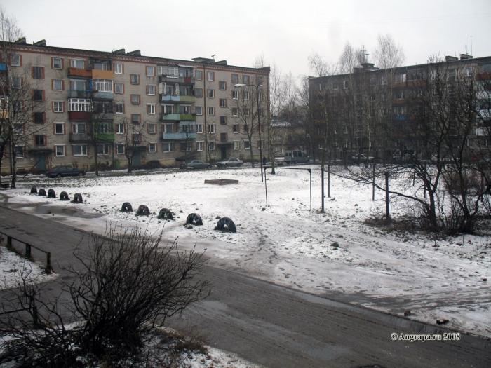 Жилой микрорайон по улице Льва Толстого, Черняховск