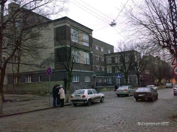 Гимназия №2 (улица Пионерская), Черняховск