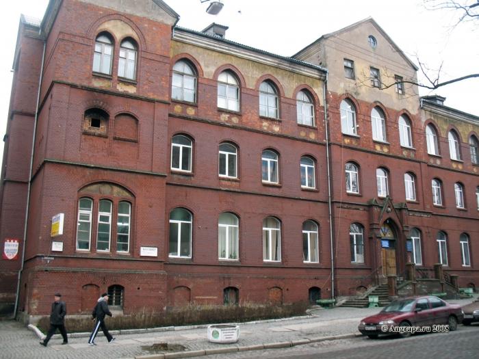 Городская баня (улица Пионерская), Черняховск