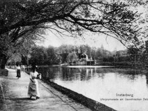 Прогулки по Инстербургу