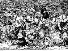 Лошади немецкого ордена