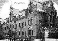 История почты в Инстербурге