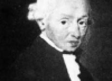 Портрет Канта из Инстербурга