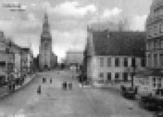Лютеранская кирха в Инстербурге
