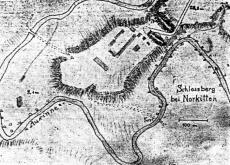 Замковая гора у Норкитенна