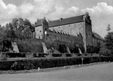 Замки города